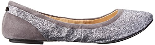 Cole Haan Mujer Avery Ballet Storm Cloud Glitter