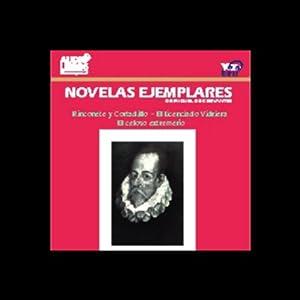 Novelas Ejemplares [Exemplary Novels] Audiobook