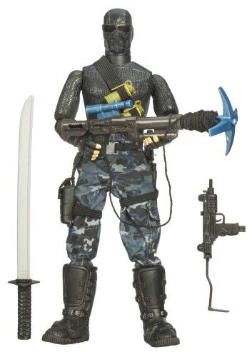 Hasbro GI Joe 12 INCH Military Figure - Snake Eyes