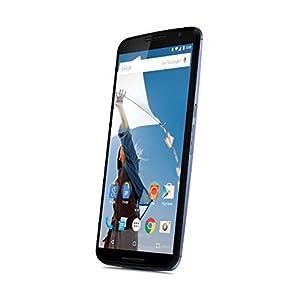 Motorola Nexus 6 Verizon Unlocked Cellphone, 32GB, Midnight Blue (Certified Refurbished)
