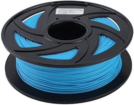 Ballylelly Impresora Premium de 1.75 mm de filamento 3D Material ...