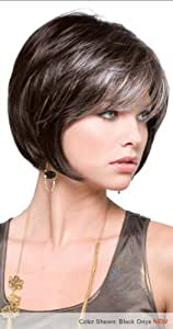 AUDREY Wig #2350 by Rene of Paris plus a FREE Revlon Wig Lift Comb! (Color Selected: ICED MOCHA)