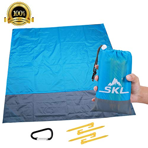 Outdoor Beach Blanket Sand Free Beach Blanket Extra Large Oversized 4.6