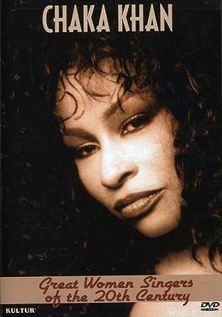 Amazon com: Great Women Singers of the 20th Century - Chaka