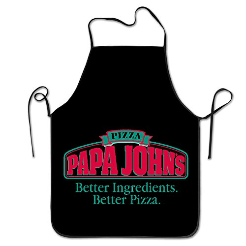 Costume Hermanos Pollos Los (USA Papa Johns Logo Kitchen Aprons For Women)