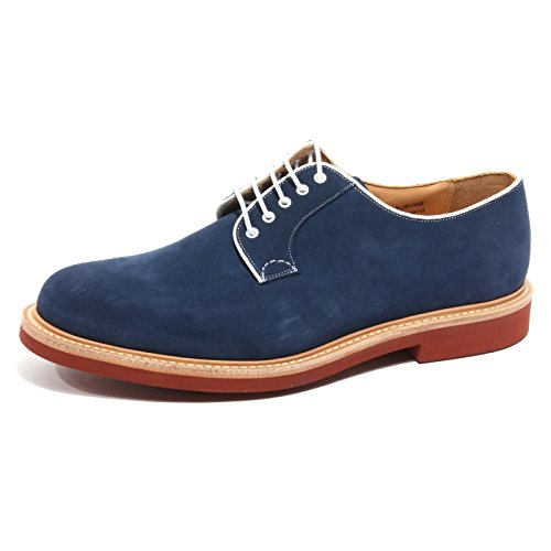 B2146 scarpa uomo WHITOUT BOX CHURCH'S OTTERPROOF blu shoe men FITTING G Blu  El Precio Barato Visitar El Nuevo De Descuento Gran Sorpresa G5acq0