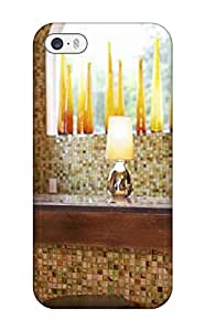 Minnie R. Brungardt's Shop Cheap 9439662K40795550 Forever Collectibles Mosaic Glass Tile On Focal Wall And Bar Hard Snap-on Iphone 5/5s Case