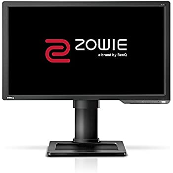 BenQ ZOWIE 24 inch 144Hz eSports Gaming Monitor, 1080p, 1ms Response Time, Black eQualizer, Color Vibrance, Height Adjustable (XL2411P)