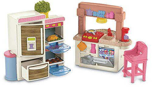- Fisher-Price Loving Family Kitchen