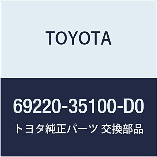Toyota 69220-35100-D0 Outside Door Handle
