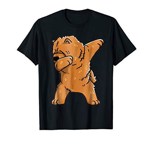 Chow Chow Dabbing T-Shirt Chow Chow Kids Halloween Shirt -