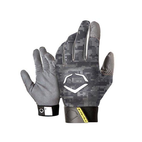 EvoShield A140 Prostyle Protective Batting Gloves, Digital C