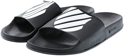 K-SLIDE ケースライド メンズ レディース シャワーサンダル Kスラ ブラック/ホワイト