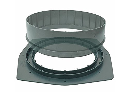 Polylok 3009-AR 20 or 24 Septic Tank Riser Adapter Ring by Polylok by Polylok (Image #2)
