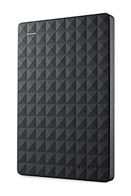 Seagate Expansion Portable External Hard Drive Desktop HDD - USB 3.0 for PC Laptop by SEAGATE