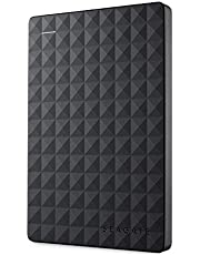 Seagate Expansion Portable 2TB External Hard Drive HDD – USB 3.0 for PC Laptop (STEA2000422)