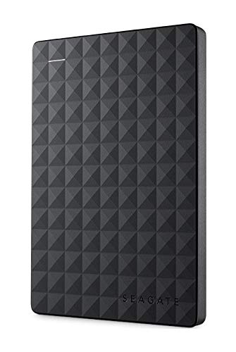 Seagate Expansion Portable 2TB External Hard Drive HDD - USB 3.0 for PC Laptop (STEA2000422) (Seagate My Backup Plus)