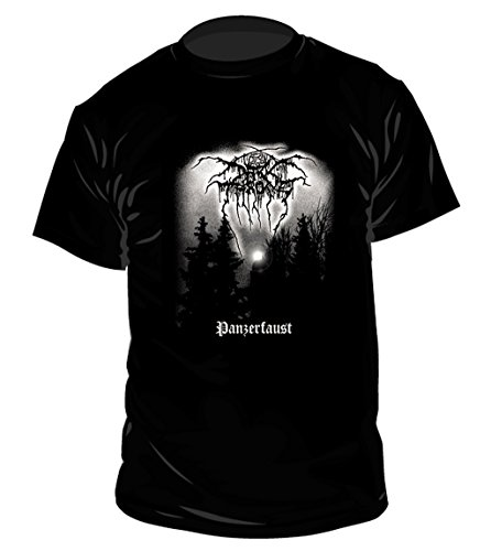 Darkthrone - Panzerfaust - T-Shirt Größe L