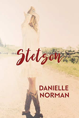 Stetson (Iron Horse Book 1) by [Norman, Danielle]