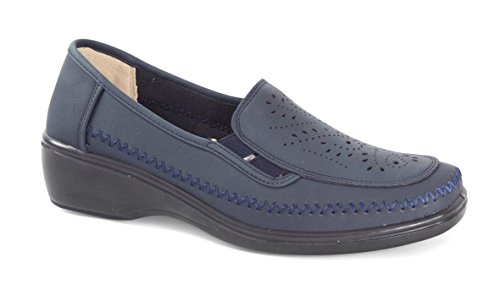 Rainey Ladies Loafer Navy 0PkGH