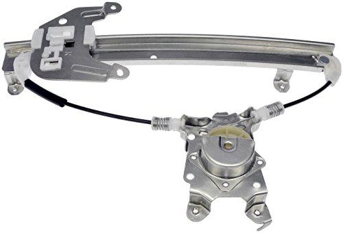 Dorman 740-778 Rear Passenger Side Power Window Regulator for Select Infiniti / Nissan Models