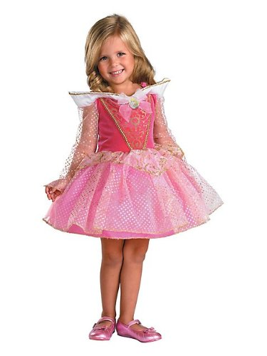 Disguise Inc - Disney Sleeping Beauty Aurora Ballerina Toddler / Child Costume