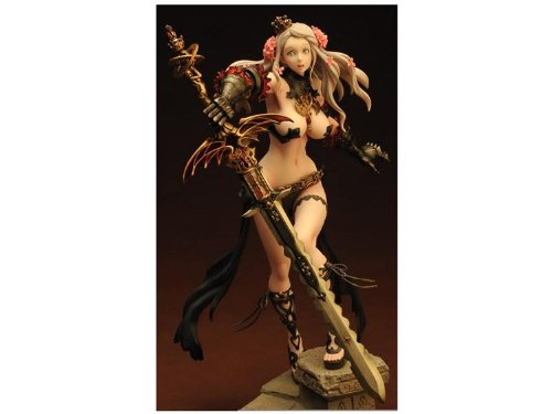 Code of Princess: Solange Black Empress Ver empty SG/_B008M2OLWQ/_US 1//7 Scale Figure by Kinu Nishimura