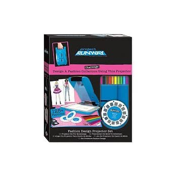 Project Runway Fashion Design Projector Kit Toys Games