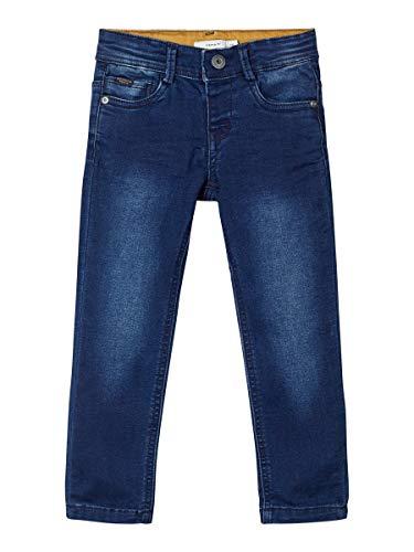 NAME IT jongens Jeans NMMTHEO DNMTOBOS 3379 SWE PANT NOOS