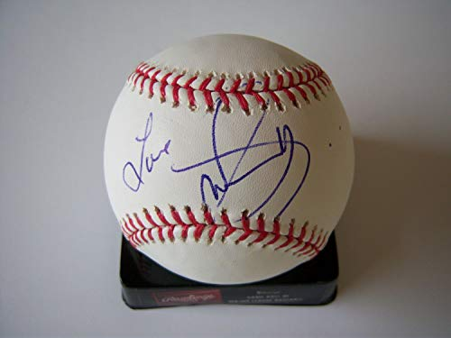 Wilmer Valdarama That 70S Show Coa Autographed Signed Baseball
