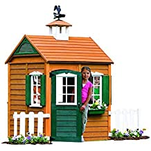 Big Backyard Bayberry Playhouse