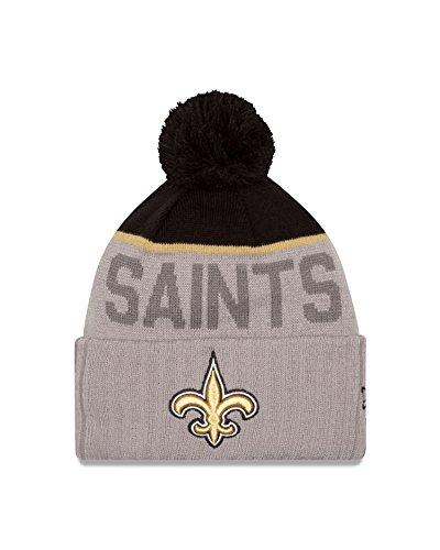 UPC 889352986381, NFL New Orleans Saints 2015 Sport Knit, Black/Gray, One Size