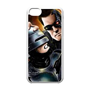 Terminator iPhone 5c Cell Phone Case White B1O2KZ