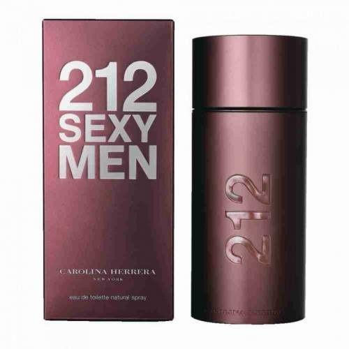 (212 SEXY FOR MEN 3.4 oz / 100 ml EDT SPRAY)