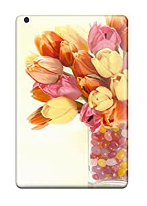 Hot 5416834J66976342 Fashion Protective Spring Buds Arrangement Case Cover For Ipad Mini 2