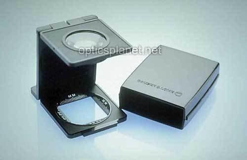 Bausch & Lomb Linen Tester 5X ()