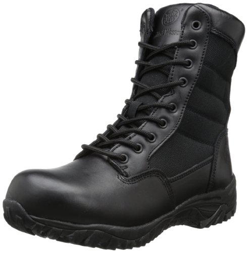 Smith-Wesson-Mens-Puncture-Resistant-Zipper-Tac-Work-Boot