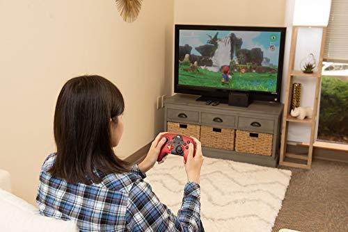 PowerA Enhanced Wireless Controller for Nintendo Switch - Mario Silhouette 7