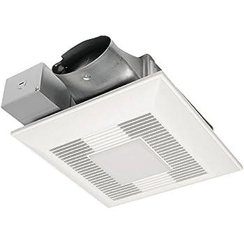Panasonic fv 08vsl3 ventilation fan light combination desktop computer fans for Panasonic bathroom heater fan light
