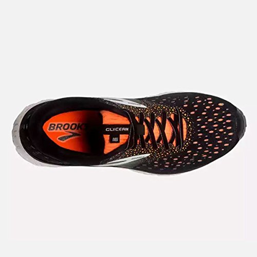 Scarpe orange 069 Uomo Da 16 Multicolore Brooks grey black Running Glycerin UxqSfvw4H