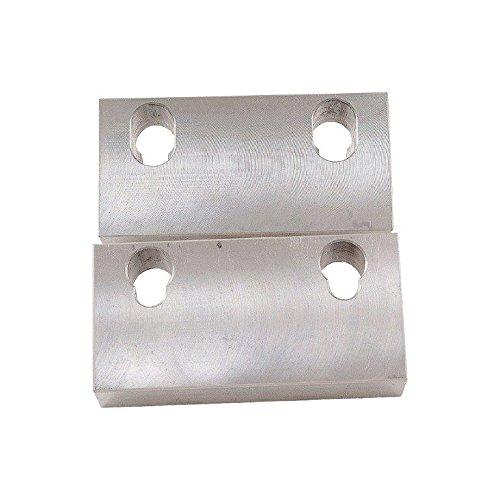 HHIP 3900-2193 Quick-Lok Aluminum Vise Jaws, 6