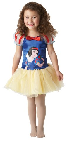 2-3 Years Girls Snow White Ballerina (Snow White Ballerina Costume)