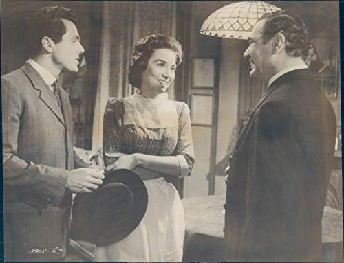 Vintage Photos 1960 Press Photo Zohra Lampert Alan Austin Music Hall Pay Die Story Film TV 7x9
