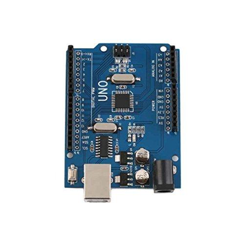 Price comparison product image UNO R3 ATmega328P Development Board with Boot Loader for Arduino UNO UNO R3 ATmega328P 5V Development Board