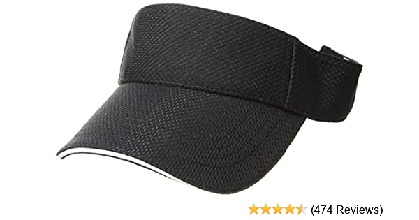 fc09ac14e92 Amazon.com  Augusta Sportswear Athletic Mesh Visor