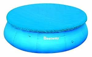 Bestway 58034 - Cobertor para piscinas Fast Set de 366 cm de diámetro
