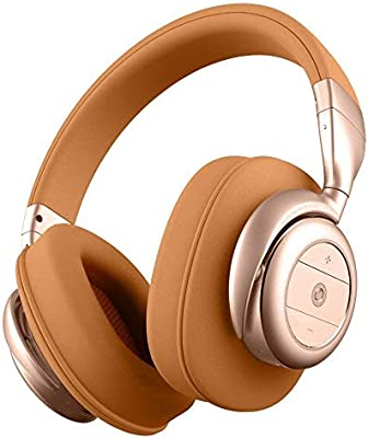 Böhm B76 Audio Bluetooth 4.0 auriculares – inalámbrico auriculares de con micrófono con cancelación de ruido Tecnología y control de volumen –