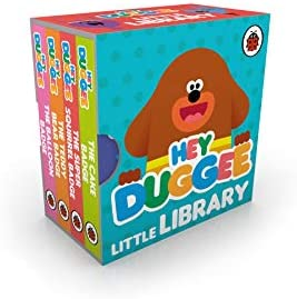 Hey Duggee Little Library