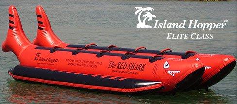 Island Hopper Red Shark 10 Passenger