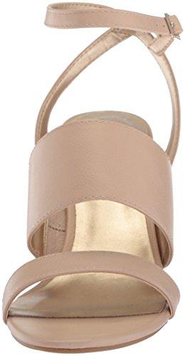 Heeled Bandolino Nude Sandal Women's Anchor wSvTSqEZ4x